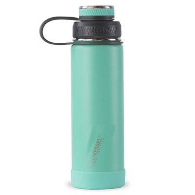 EcoVessel 20oz Insulated Stainless Steel Boulder Water Bottle