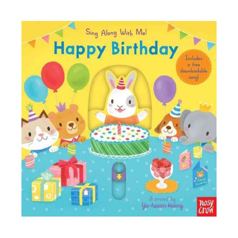 happy birthday free downloadable song hardcover target