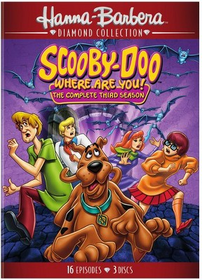 Scooby-Doo, Where Are You!: Complete 3rd Season (DVD)