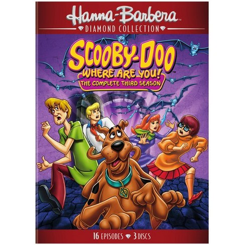 Scooby Doo Where Are You Complete 3rd Season Dvd Target