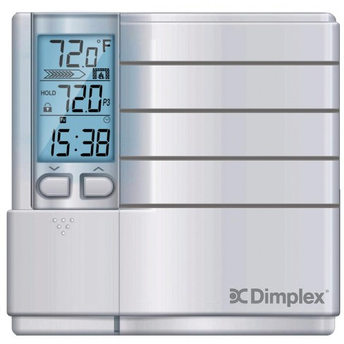 Dimplex HTC621 3600 Watt 240V Electronic Programmable Line Voltage Thermostat - image 1 of 1