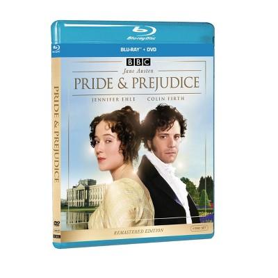 Pride And Prejudice (Blu-Ray + DVD)