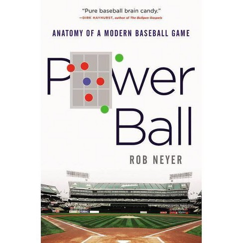 Power Ball - by  Rob Neyer (Hardcover) - image 1 of 1