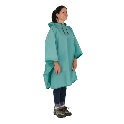 Outdoor Products Women's Multi-Purpose Poncho - Green