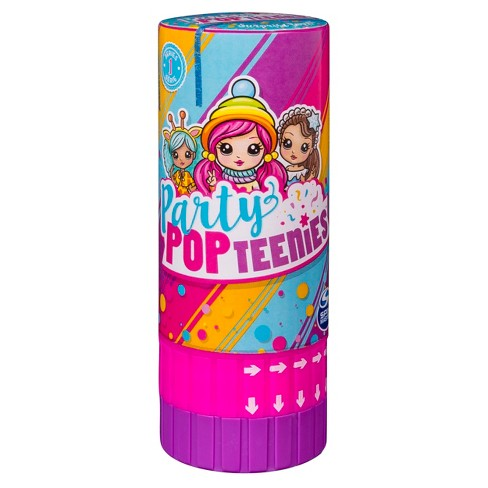Party Pop Teenies Surprise Poppers - image 1 of 7