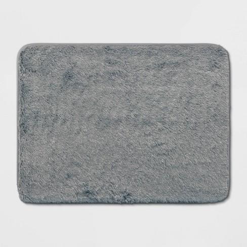 "23""x17"" Lurex Memory Foam Bath Rug - Room Essentials™ - image 1 of 3"