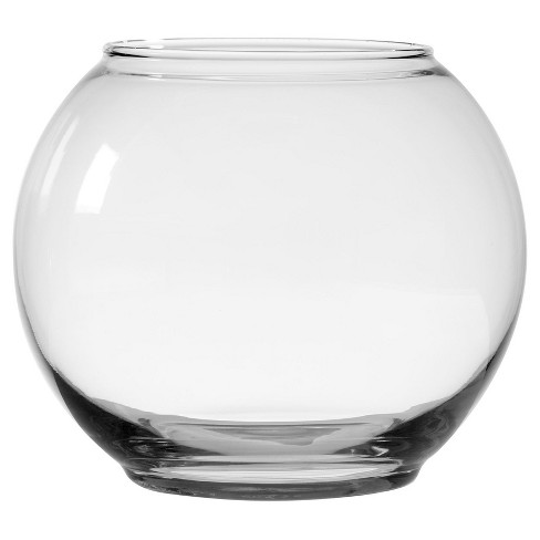 "Footed Bubble Candle Holder - 4.8""x5.6"" - Libbey - image 1 of 2"