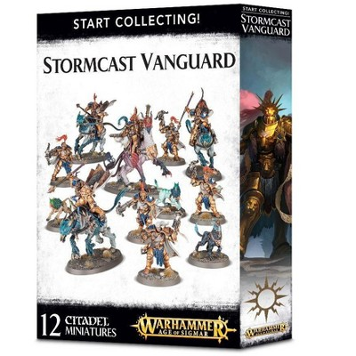 Age of Sigmar Start Collecting! - Stormcast Vanguard Miniatures Box Set