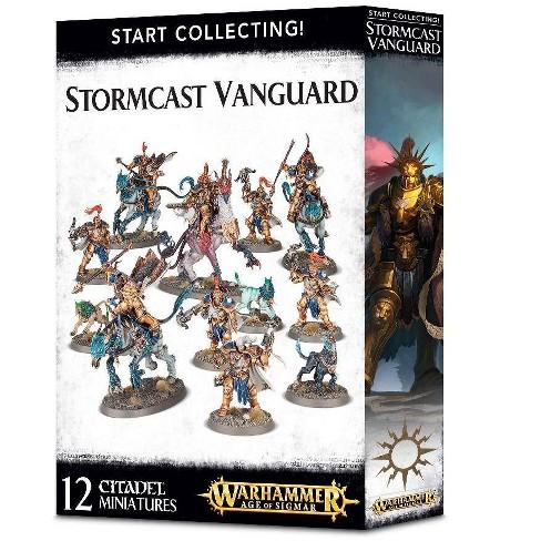 Age of Sigmar Start Collecting! - Stormcast Vanguard Miniatures Box Set - image 1 of 3