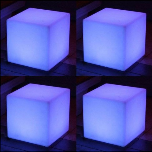 """4) Main Access 16"""" Pool/Spa Waterproof Color Changing Patio Floating LED Lights - image 1 of 4"""