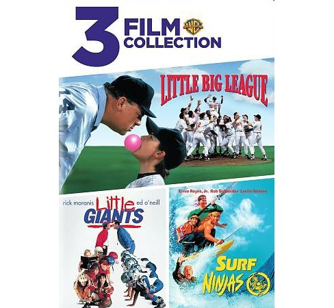 3 Film Collection:Kids Sports (DVD) - image 1 of 1