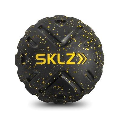 SKLZ Targeted Massage Ball - Black/Yellow