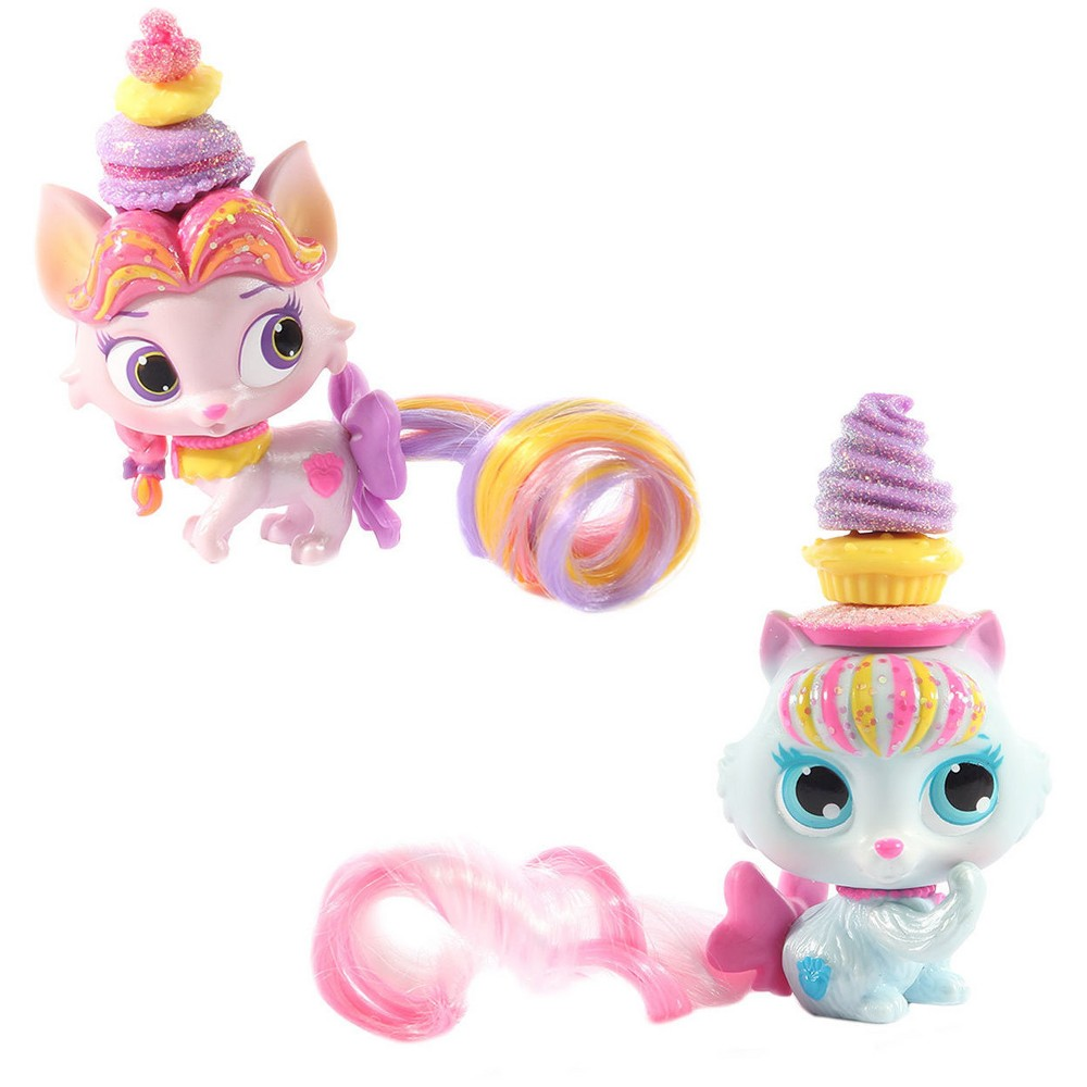 Disney Princess Palace Pets - Sweetie Tails - Rouge and Slipper 2 Pack Bundle