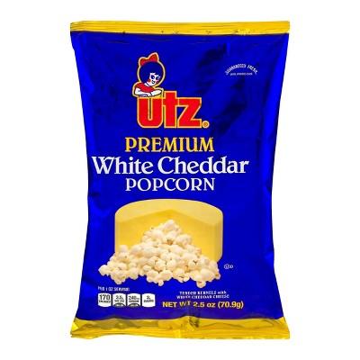Utz Premium White Cheddar Popcorn - 2.5oz