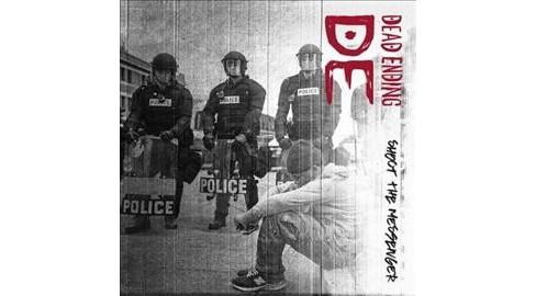 dead ending - shoot the messenger (vinyl) : target