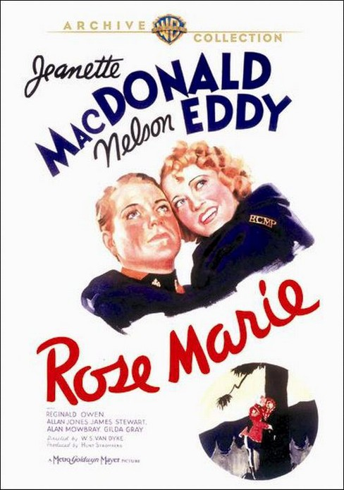 Rose marie (DVD) - image 1 of 1