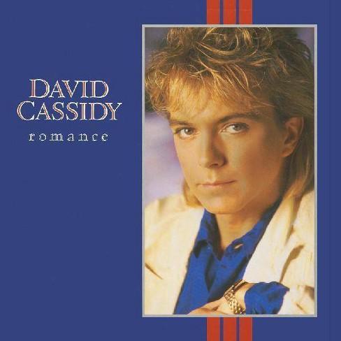 Cassidy  David - Romance (CD) - image 1 of 1