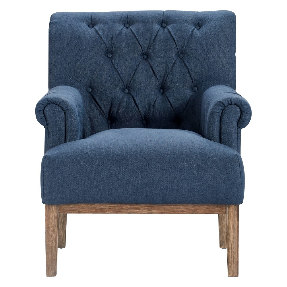 Image of Westport Accent Chair French Blue - Finch