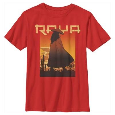 Boy's Raya and the Last Dragon Desert Raya T-Shirt
