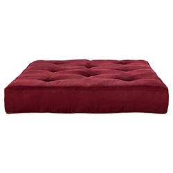 """Full 8"""" Independently Encased Coil Futon Mattress with CertiPURUS Certified Foam - Room & Joy"""