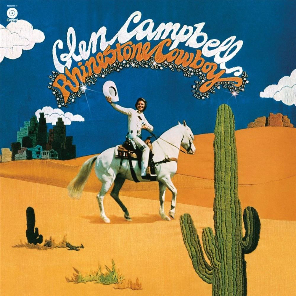 Glen Campbell - Rhinestone Cowboy (CD)