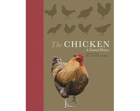 Chicken : A Natural History -  Reprint by Joseph Barber (Paperback) - image 1 of 1