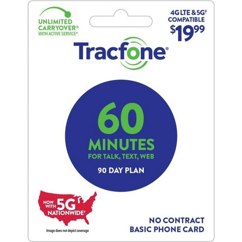 Tracfone Prepaid Card (Email Delivery) - image 1 of 1