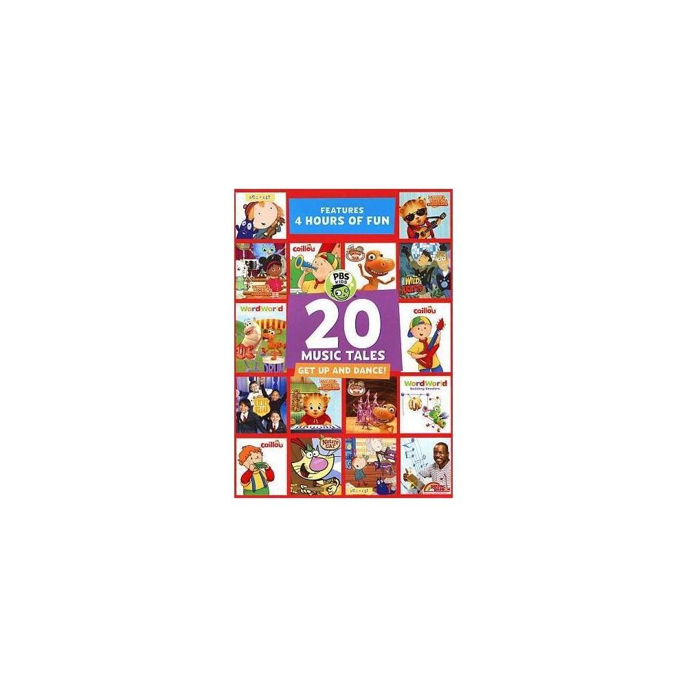 Pbs Kids:20 Music Tales (Dvd)