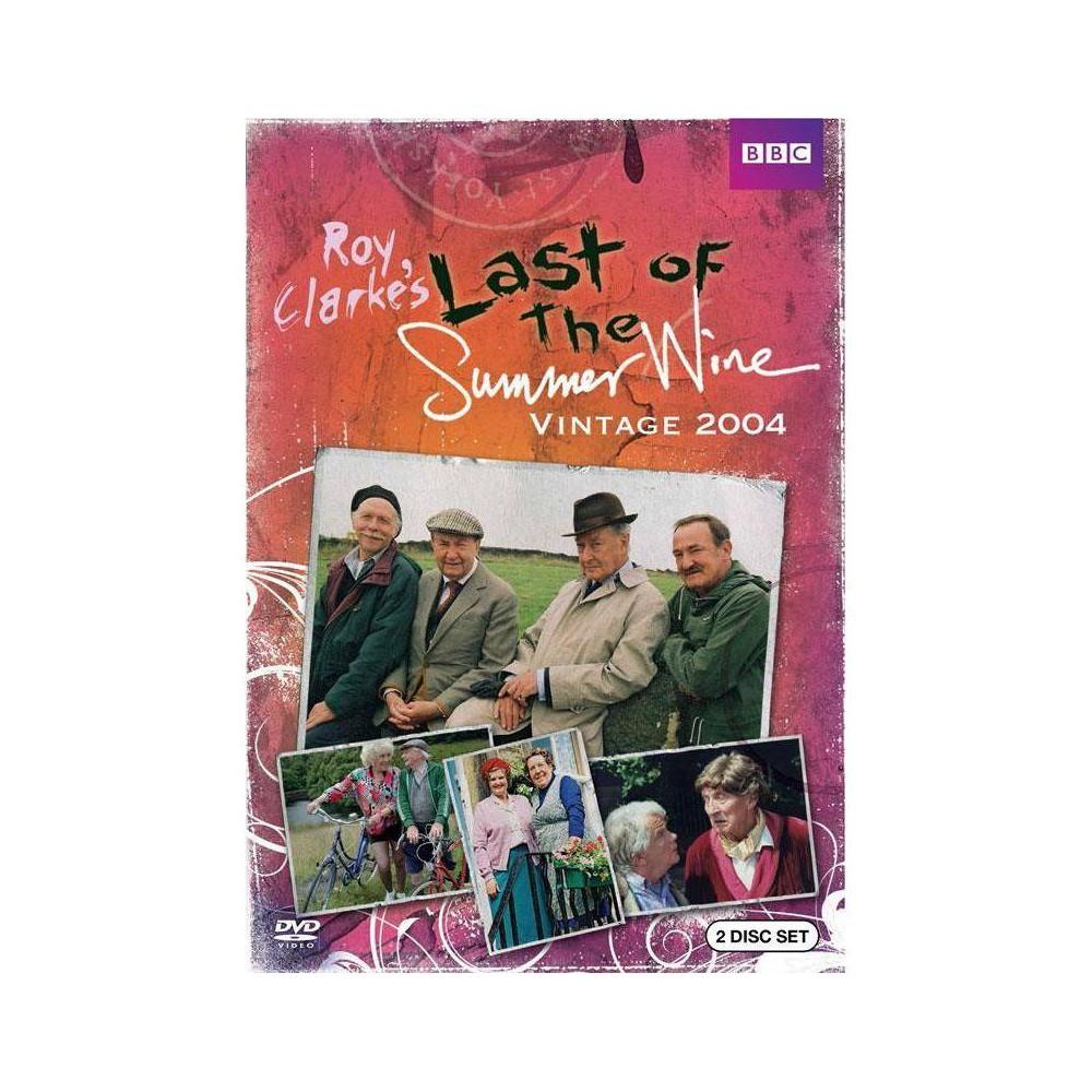 Last Of The Summer Wine Vintage 2004 Dvd 2015