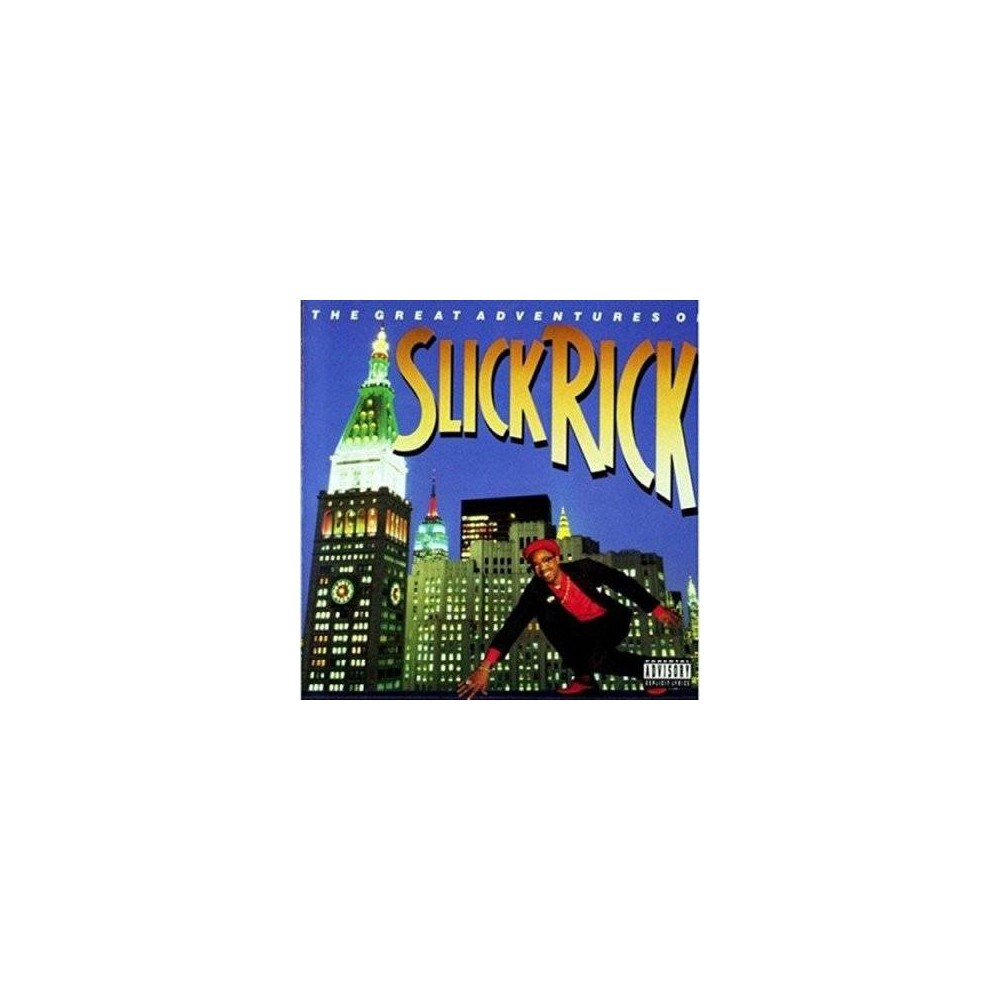 Slick Rick - Great Adventures Of Slick Rick (Vinyl)