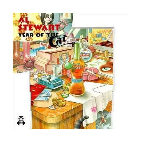 Al Stewart - Year Of The Cat / Modern Times (CD) - image 1 of 1