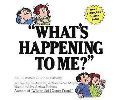 """What's Happening to Me?"" (Paperback) (Peter Mayle) - image 1 of 1"