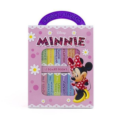 Disney Minnie Mouse - (My First Library) (Board_book) - image 1 of 4