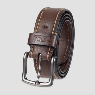 Levi's® Men's 38mm Cut Edge Casual Belt - Brown
