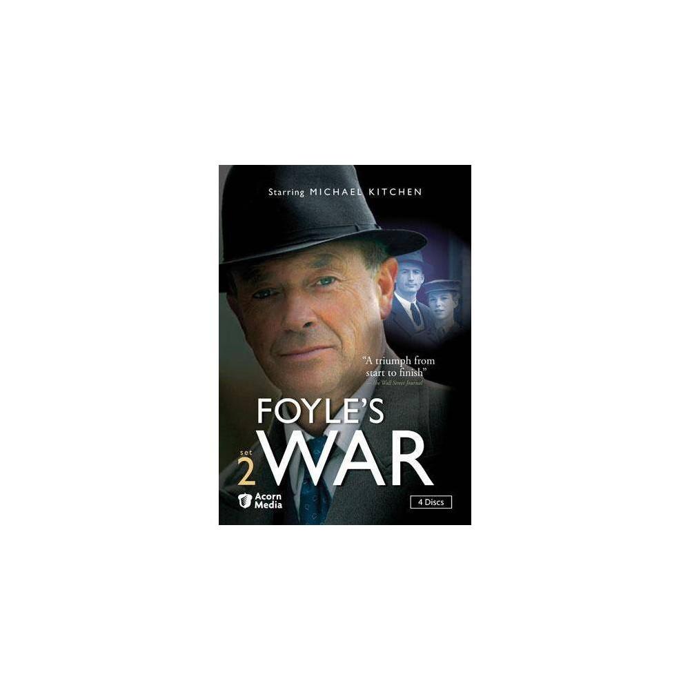 Foyle S War Set 2 Dvd