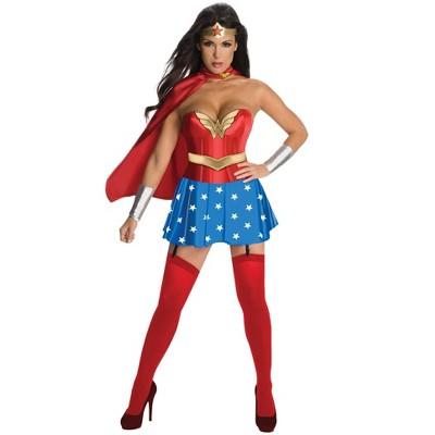 Rubies Wonder Woman Corset Adult Costume