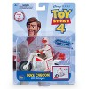 Disney Pixar Toy Story 4 Pull 'N Go Duke Caboom with Motorcycle - image 4 of 4