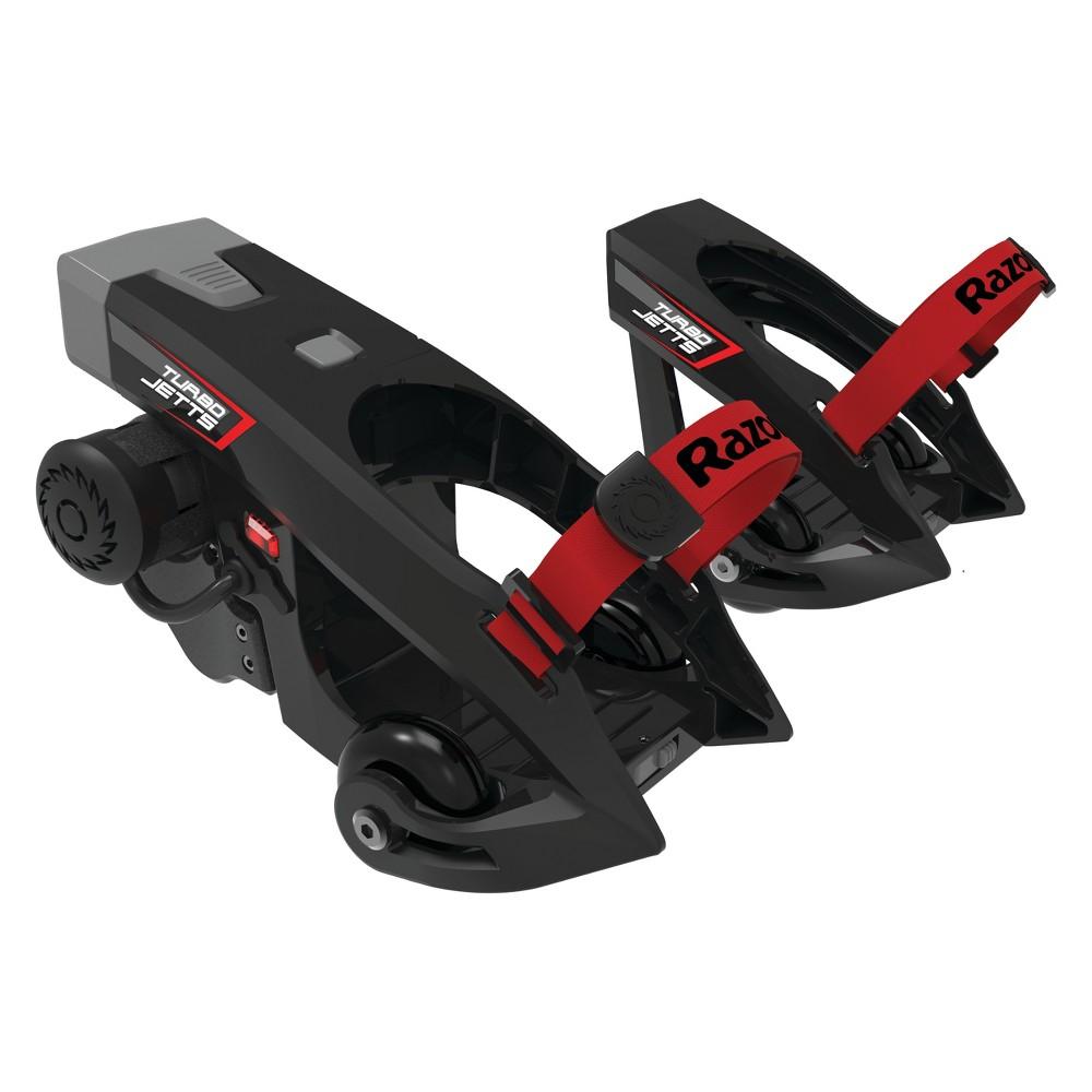 Razor Turbo Jetts Electric Heel Wheels - Black One Size