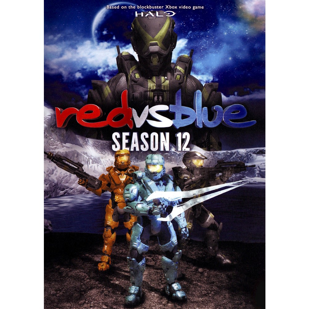 Red Vs Blue:Season 12 (Dvd)