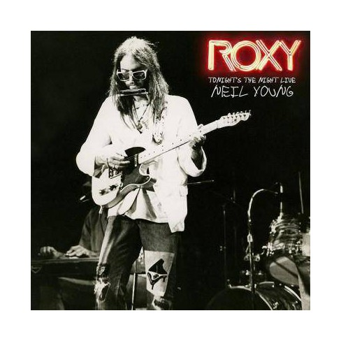 Neil Young - Roxy - Tonight's The Night Live (Vinyl) - image 1 of 1