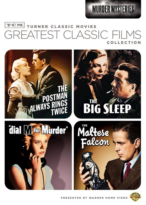 TCM Greatest Classic Films Collection: Murder Mysteries [2 Discs] - image 1 of 1