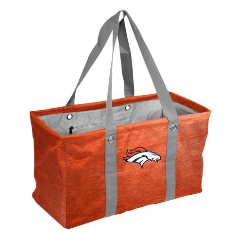 NFL Denver Broncos Crosshatch Picnic Caddy - image 1 of 1