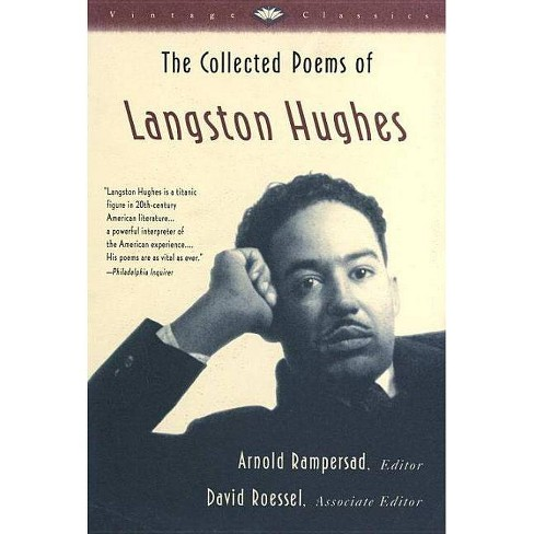 The Collected Poems of Langston Hughes - (Vintage Classics) (Paperback) - image 1 of 1