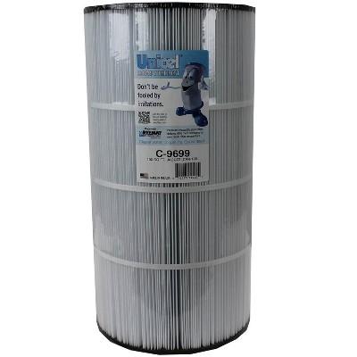 Unicel C-9699 Jacuzzi Spa Replacement 100 Sq Ft Filter Cartridge PJB-100 FC-1490