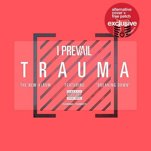 I Prevail Trauma (Target Exclusive, CD) - image 1 of 1