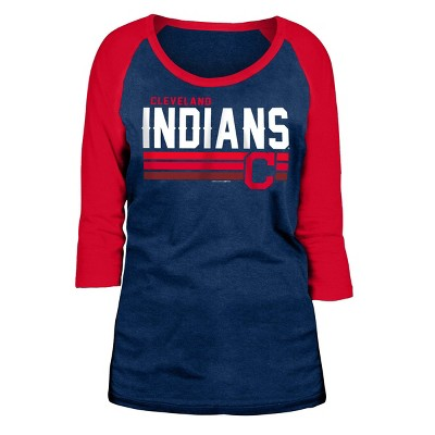 MLB Cleveland Indians Women's T-Shirt