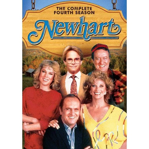 Newhart: The Complete Fourth Season (DVD) - image 1 of 1