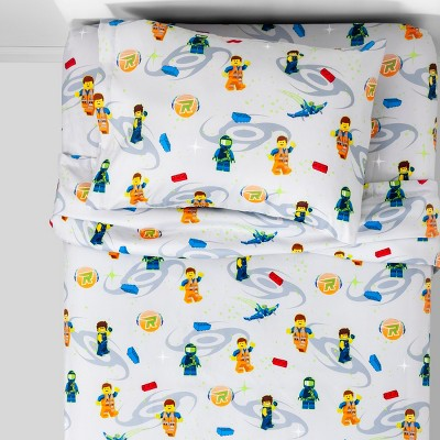 LEGO Movie 2 Full Sheet Set