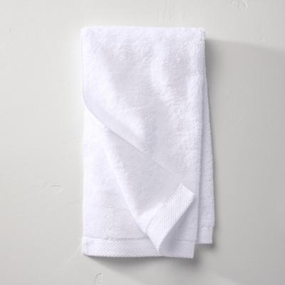 Organic Hand Towel White - Casaluna™