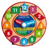 Melissa & Doug Shape Sorting Clock - Wooden Educational Toy - image 2 of 3